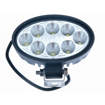 Night Saber 24W ATV LED Oval Floodlight 1800lm
