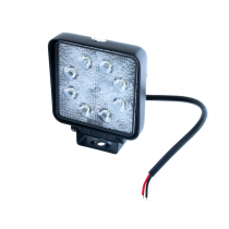 Night Saber 24W ATV LED Square Floodlight 1800lm