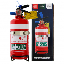 BFI ABE Powder Type Fire Extinguisher 1kg - 2018