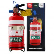 BFI ABE Powder Type Fire Extinguisher 1kg - 2018