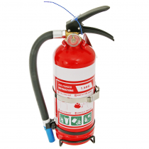 MEGAFire Powder Type Fire Extinguisher 1.5kg 2A:30B:E