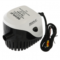 Seaflo 11 Series Auto Bilge Pump 12v 750GPH