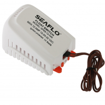 Seaflo 04 Series Float Switch with Protective Filter 12A