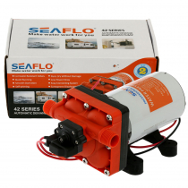 Seaflo 42 Series Fresh Water Pump 12V 15LPM 55PSI