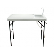 Fishtech Folding Fillet Table with Faucet
