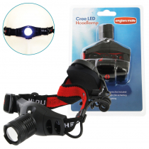 Anglers Mate CREE LED Headlamp 3w with Rear Light
