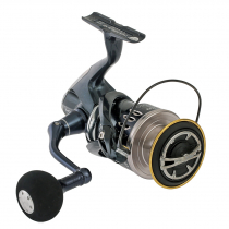 Shimano Twinpower C5000XD XG and #KAOS Topwater Spin Combo 7ft 11in 40-70g 2pc Orange