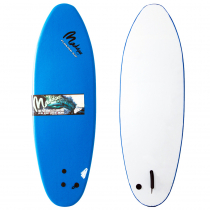 Maddog Floater Surfboard Dark Blue 5ft