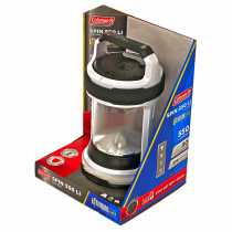 Coleman Vanquish Spin 550 Camping Lantern - Rechargeable