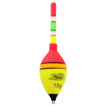 HD SAMO Fishing Float Yellow