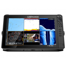 Lowrance HDS-16 LIVE GPS/Fishfinder NZ/AU with Active Imaging 3-in-1 Transducer