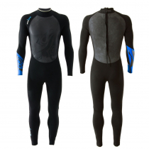 Pro-Dive Mens 3mm Steamer Wetsuit Blue