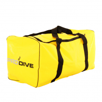 Pro-Dive Ripstop Vinyl Dive Gear Bag Yellow 100L