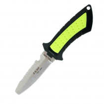 Pro-Dive 304 Stainless Steel Mini Dive Knife Blunt Tip