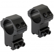 Outdoor Optics Rings 3/8 1in Extra High Double Clamp