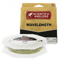 Scientific Anglers Wavelength Textured Trout Fly Line WF4F Willow