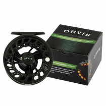 Orvis Clearwater II Large Arbor Fly Reel 4-6