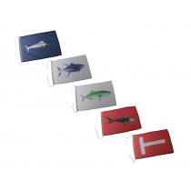 Nacsan Deluxe Game Fishing Catch Flags Set