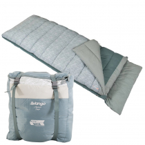 Vango Ambience Grey Print Single Sleeping Bag