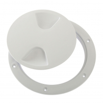Seaworld Deck Plate 6in White