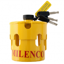 Milenco NZ/AU Hitch Lock