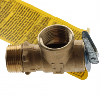 Suburban Temperature and Pressure Safety Relief Valve - Gas Only