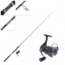 Okuma Inspira 40 and Tournament Concept Heavy Boat Spin Combo 7ft 6in 6-10kg 2pc