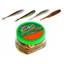 Berkley Gulp Alive 4in Assorted Minnows Soft Bait Tub