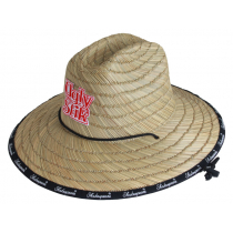 Ugly Stik Straw Hat