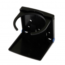 BLA Folding Drink Holder - Plastic Black