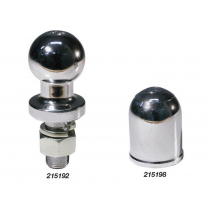 BLA Tow Ball - Chrome Plated