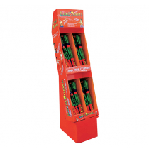Kwik Tek Aqua Zooka - Floor Display 18in 48 Each