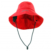 Musto Breathable Sou'wester Hat Red