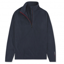 Musto Crew 1/2 Fleece Top True Navy