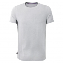 Musto Evolution Short Sleeve T-Shirt Platinum