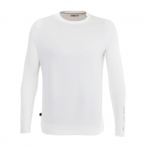 Musto Sunshield Long Sleeve T-Shirt White
