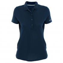 Musto Womens Evolution Sunblock Short Sleeve Polo Navy