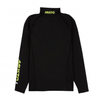 Musto Youth Champ Hydro Long Sleeve Top Black Junior L