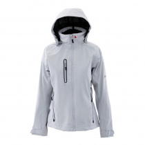 Musto BR1 Corsica Jacket Womens Platinum