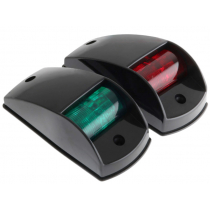 BLA 121007 LED Navigation Lights Side Mount Black