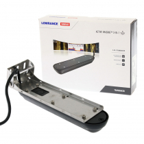 Lowrance Active Imaging 3-in-1 Transom Mount Transducer