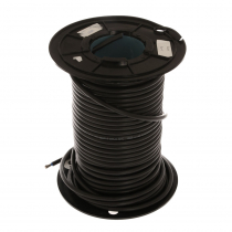 GYY 16mm Cable 1-Core Tinned Approved 1m Black