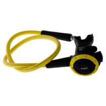TUSA SS0001 Octopus Second Stage Regulator Yellow
