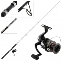 Shimano Catana 4000FD HG Soft Bait Combo 7ft 3in 6-8kg 2pc