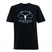 Ridgeline Mens Pride T-Shirt Black