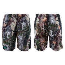Ridgeline Mens Breeze Shorts Buffalo Camo