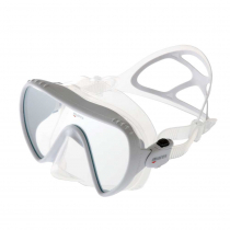 Mares Essence Liquidskin Adult Dive Mask Clear/White