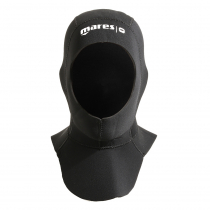 Mares Phantom 5mm Dive Hood Black