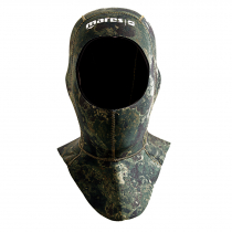 Mares Phantom 5 Dive Hood Camo Green