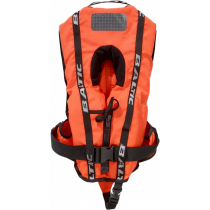 Baltic Bambi Supersoft 100N Life Jacket for Toddlers 3-12kg Orange